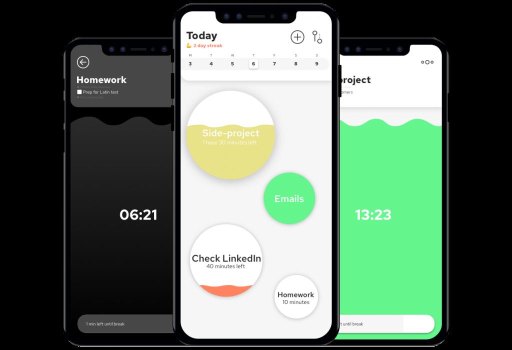 Today app UI